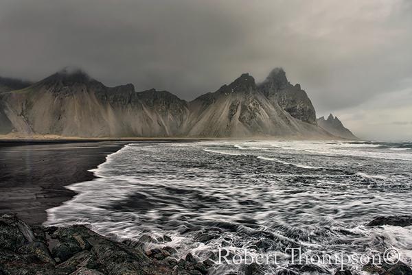 Vestrahorn Stokksness Iceland